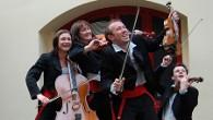 Bowjangles play at Habberley Village Hall in September