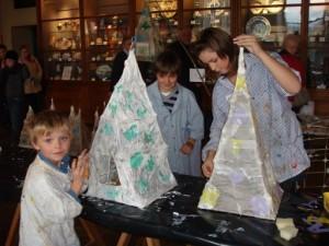 The Bowes Museum - Lantern Workshop