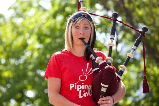 Piping Live! - Glasgow