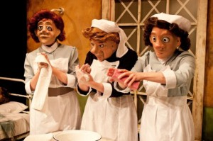 Nursing Lives, Vamos Theatre