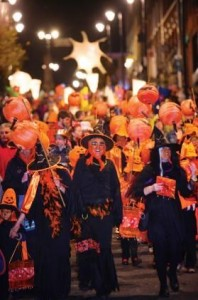 Banks of the Foyle Halloween Carnival