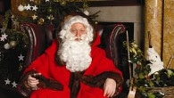 A Victorian Christmas with Father Christmas at Belsay Hall on 27th and 28th November 2010...