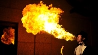 Keeping the Flame Alive, Fire and Steel Festival - Redcar, Teeside