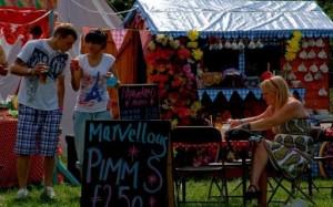 Limetree Festival 2011, North Yorkshire