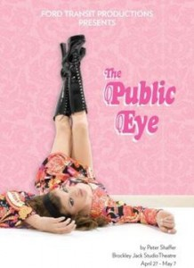 The Public Eye at Brockley Jack