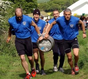 Wrekin Barrel Race