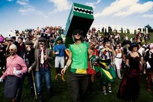Winterwell Festival, 17th-19th June 2011