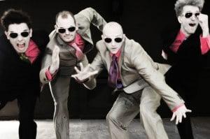 Deaf Men Dancing, Sense of Freedom - Cloud Dance Festival