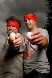 World Egg Throwing Championships 2011