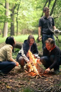 Bushcraft Training from Cotswold Outdoor