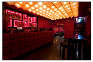 Kumo sushi and cocktail bar, Knightsbridge London
