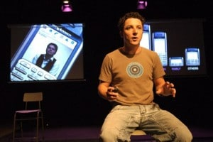 Unlimited Theatre present The Ethics of Progress at Jacksons Lane