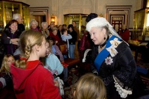 Jubilee celebrations at Osborne House, photo courtesy of English Heritage