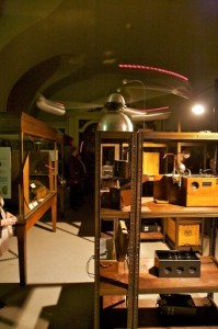 Ethometric Museum at Museum of the History of Science, Oxford - Photo James Lyon