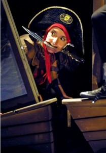 Ovalhouse presents The Pirate Project