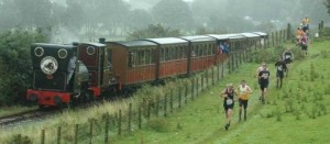 Race the Train, Tywyn, Saturday 18 August 2012