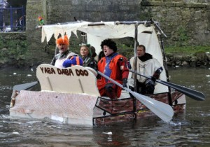 Matlock Boxing Day Raft Event