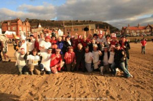 The Fishermen & Firemen's Boxing day event