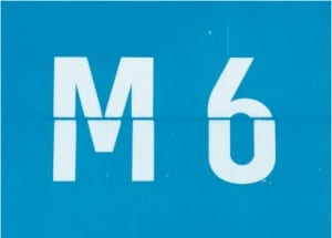 Eastside Projects presents M6 an exhibition by Mike Nelson