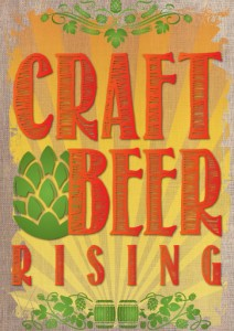 Craft Beer Rising 2013 - Old Truman Brewery