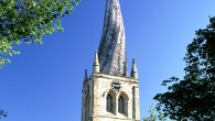 Crooked Spire Church, Chesterfield