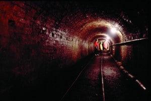Tar Tunnel, near Ironbridge, Shropshire