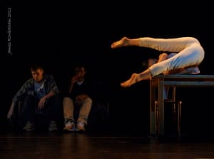 Cloud Dance Sunday - Lion & Unicorn Theatre