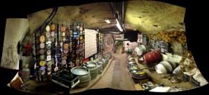 Ye Olde Trip to Jerusalem - Cellar Tours