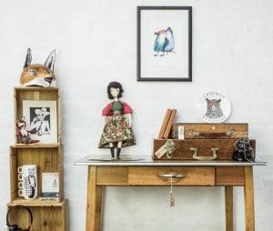 Crafty Fox Market & Brixi – Camden Pop Up