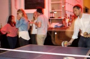 Pop Up Ping Pong (PUPP) - PUPP Shack Camden