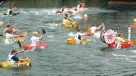 Tin Bath Championships 2013 - Isle of Man