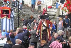 Clovelly Maritime Festival 2013