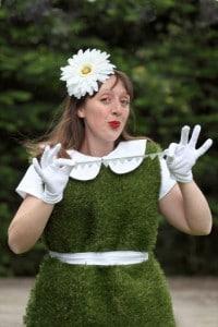 Gobbledegook Theatre - Hat Fair 2013