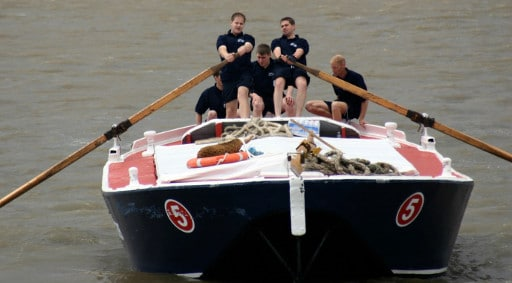 Thames Barge Driving Race 2013 (Photo: Ben Mann & TBD)