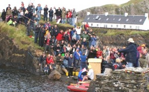 World Stone Skimming Championships - Easdale Island - Photo: Laura McMahon
