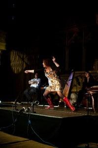Scottish International Storytelling Festival 2013 (Photo: Peter Dibdin)