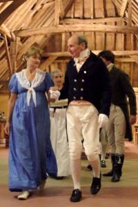 Regency Dance - Gilbert White's House - Hampshire