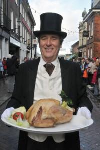 Rochester Dickensian Christmas Festival 2013