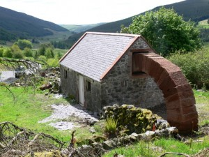 Striding Arches - The Byre - Andy Goldsworthy - Dumfries and Galloway