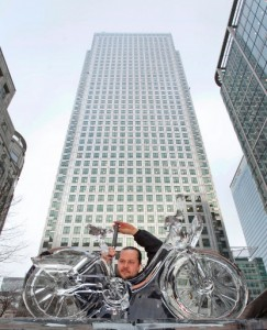 London Ice Sculpting Festival 2014 - Photo Claire Byrne