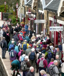 ride2stride - Settle-Carlisle Walking Festival