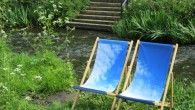 Tottenham Cloud Deckchairs - Natasha Vicars