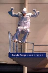 World Water Bombing Championships - Macmillan - Photo: Sheffield Newspapers