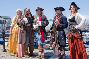 Plymouth Pirate Weekend 2014