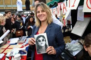 Vauxhall Art Car Boot Fair 2014 - Tracey Emin