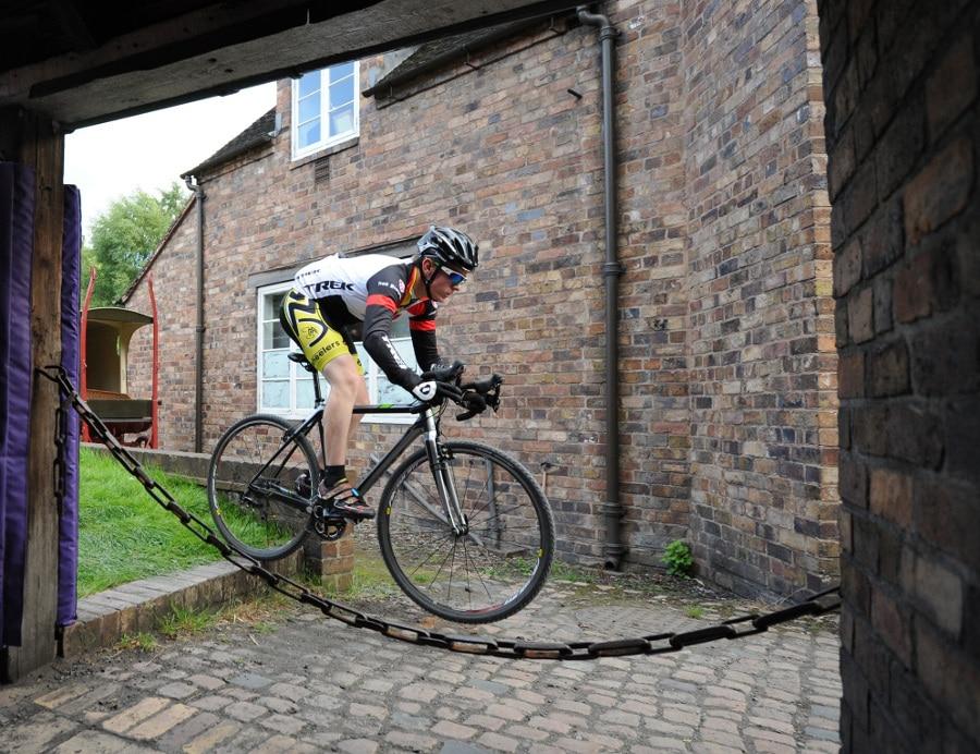 Queen Victoria Cyclo-Cross - Blists Hill Victorian Town - Shropshire