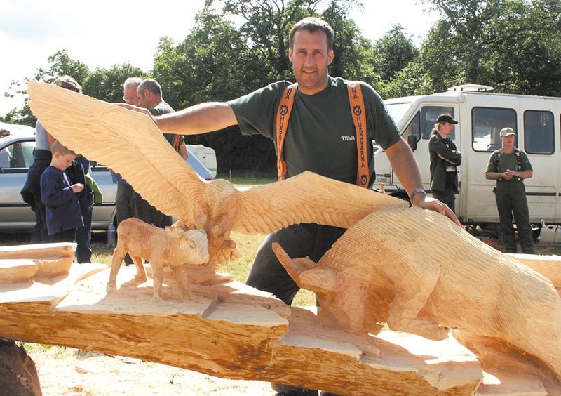 Woodfest - Wales