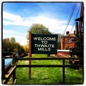 Leeds Waterfront Festival 2014 - Thwaite Mills