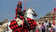 Jousting Tournament - Blenheim Palace