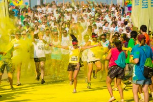 Run or Dye - 5k - UK